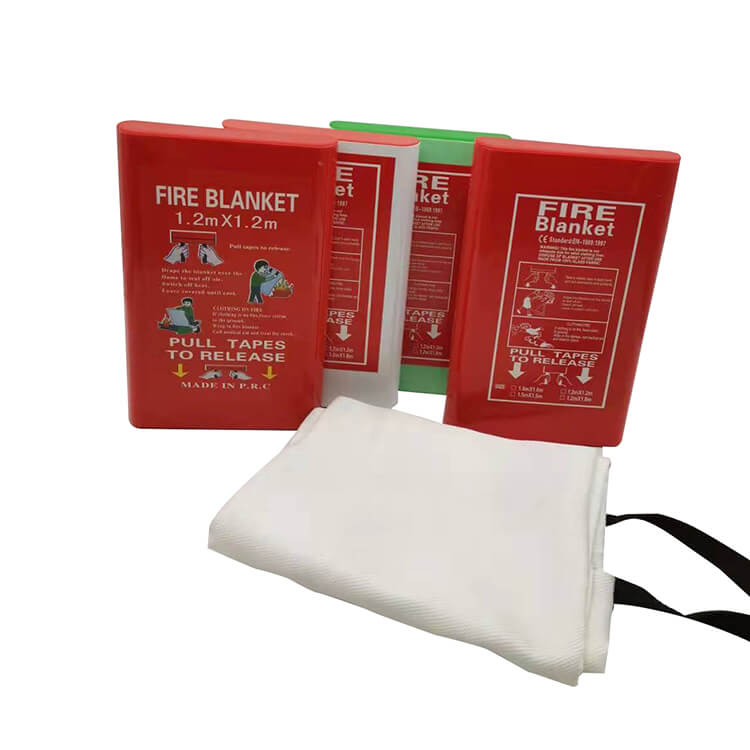 fire blanket fire extinguisher is a fire blanket suitable for flammable gases